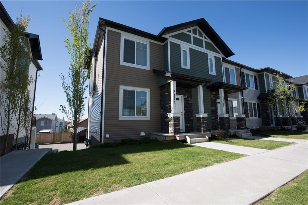MLS® #C4217891 - #3111 333 Taralake WY Ne in Taradale Calgary, Attached Open Houses