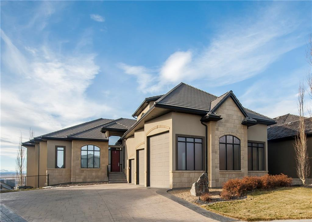 MLS® #C4218336 - 212 Gleneagles Estates Ln in GlenEagles Cochrane, Detached Open Houses
