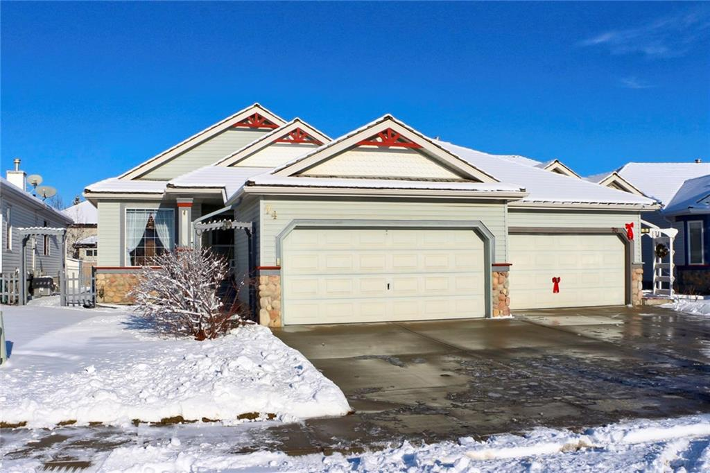 MLS® #C4218831 - 74 Chaparral CL Se in Chaparral Calgary, Attached Open Houses