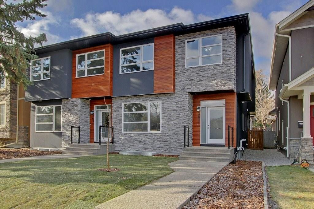 MLS® #C4218893 - 2631 24a ST Sw in Richmond Calgary, Attached Open Houses