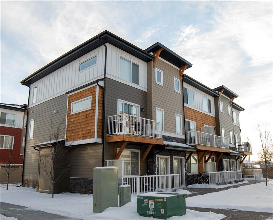 MLS® #C4219122 - #32 111 Rainbow Falls Ga in Rainbow Falls Chestermere, Attached Open Houses