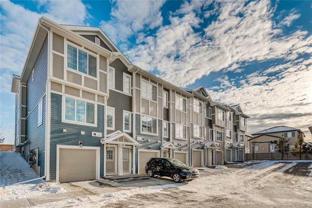 MLS® #C4219288 - 814 Evansridge Cm Nw in Evanston Calgary, Attached Open Houses