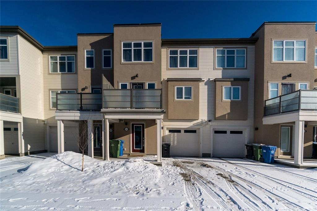 MLS® #C4220191 - 238 Cityscape Ln Ne in Cityscape Calgary, Attached Open Houses