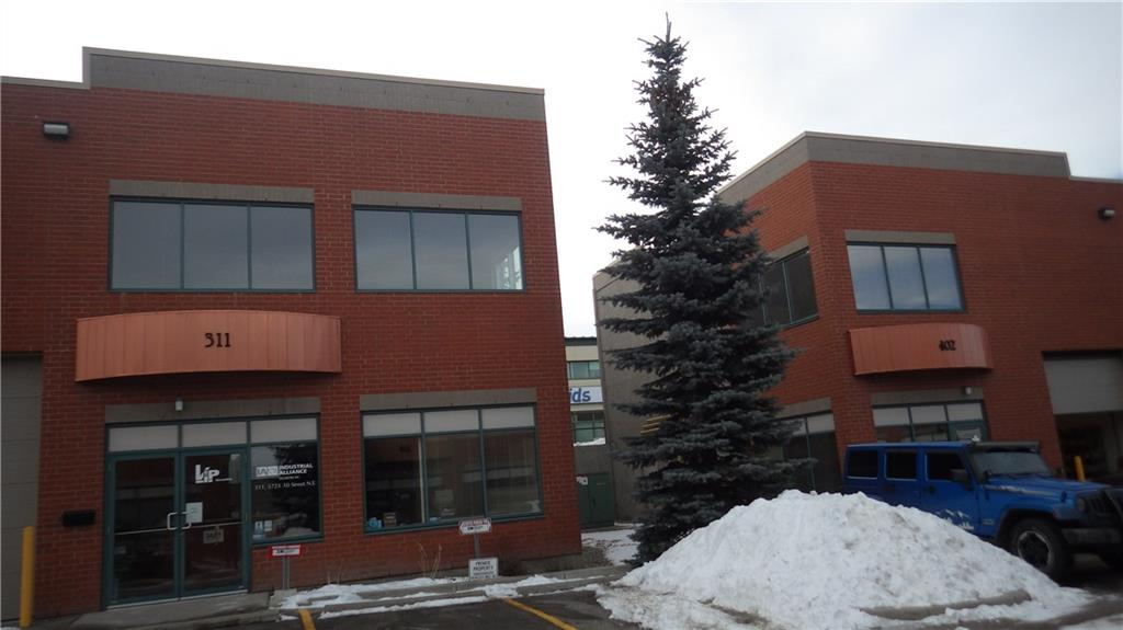 MLS® #C4220212 - #311 5723 10 ST Ne in Deerfoot Business Centre Calgary, Commercial Open Houses