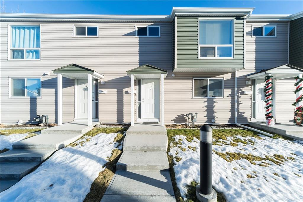 MLS® #C4220443 - #27 5425 Pensacola CR Se in Penbrooke Meadows Calgary, Attached Open Houses