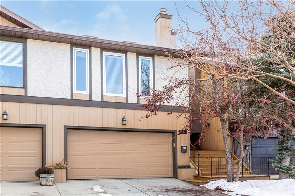 MLS® #C4220916 - 602 Mckinnon DR Ne in Mayland Heights Calgary, Attached Open Houses