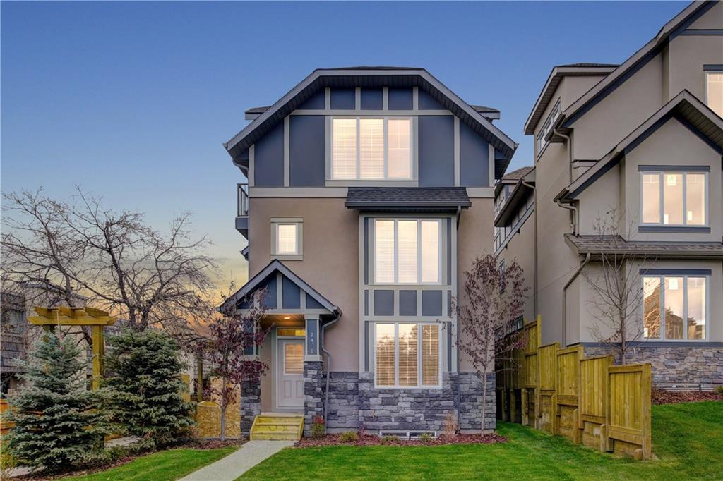 MLS® #C4221021 - #3 2416 30 ST Sw in Killarney/Glengarry Calgary, Attached Open Houses
