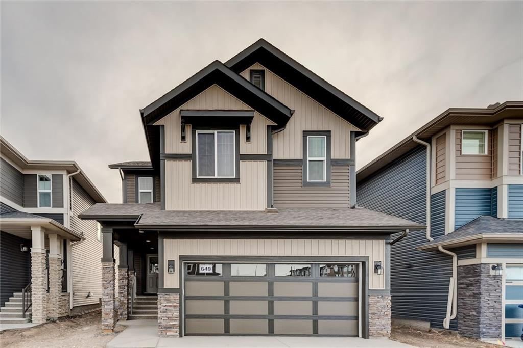 MLS® #C4221060 - 649 Midtown PL Sw in Midtown Airdrie, Detached Open Houses