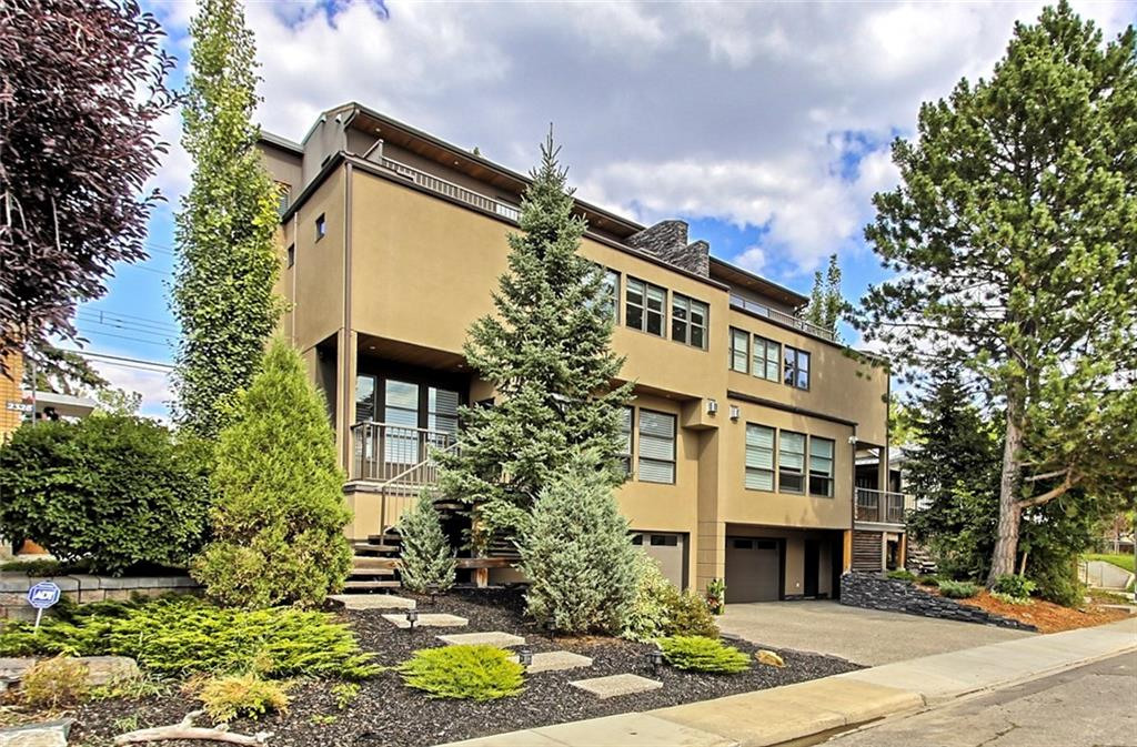 MLS® #C4221291 - 2326 21 AV Sw in Richmond Calgary, Attached Open Houses