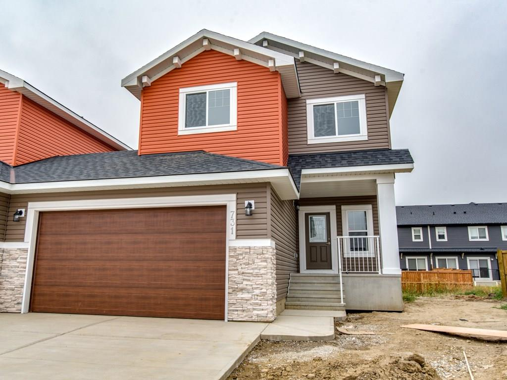 MLS® #C4221380 - 731 Edgefield Cr in Edgefield Strathmore, Attached Open Houses