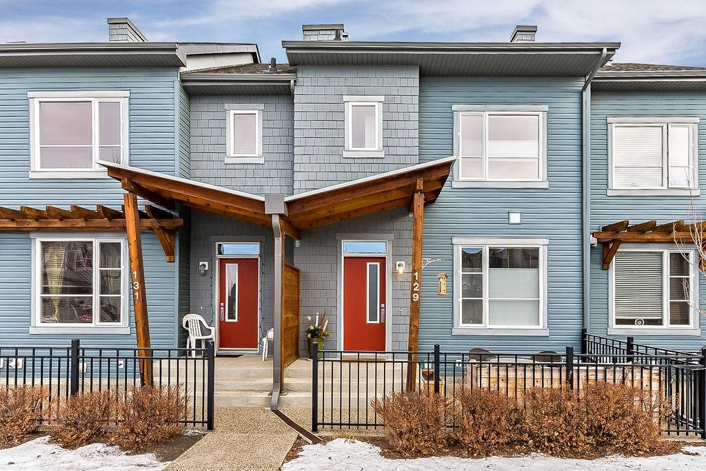MLS® #C4221580 - 129 Chapalina Sq Se in Chaparral Calgary, Attached Open Houses