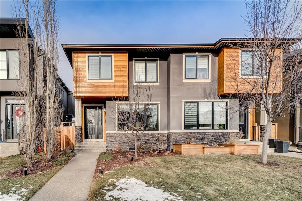 MLS® #C4221608 - 460 29 AV Nw in Mount Pleasant Calgary, Attached Open Houses