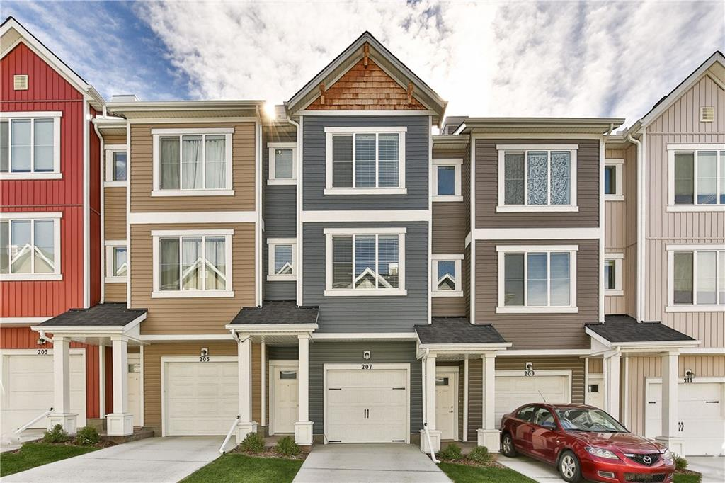 MLS® #C4221639 - #207 355 Nolancrest Ht Nw in Nolan Hill Calgary, Attached Open Houses