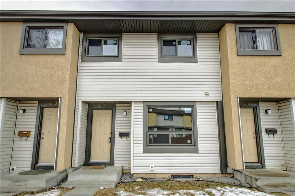 MLS® #C4221687 - #104 2720 Rundleson RD Ne in Rundle Calgary, Attached Open Houses