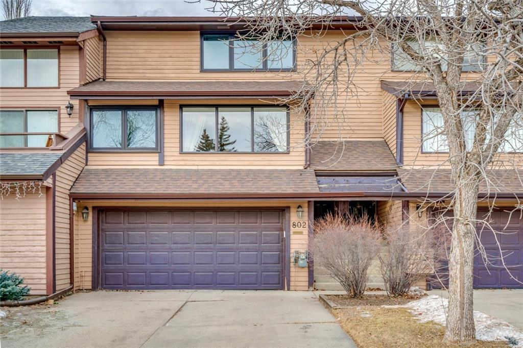 MLS® #C4221760 - 802 Edgemont RD Nw in Edgemont Calgary, Attached Open Houses