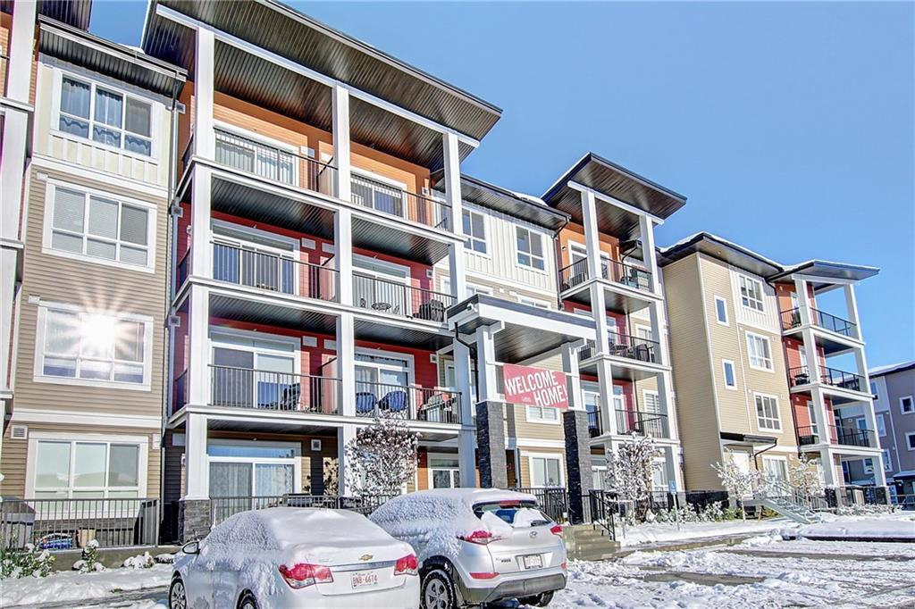 MLS® #C4221939 - #109 20 Walgrove Wk Se in Walden Calgary, Apartment Open Houses