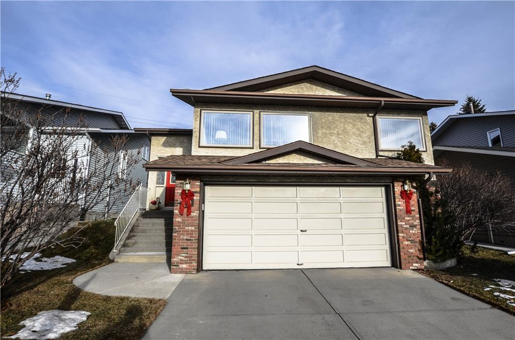 MLS® #C4221964 - 40 Hawkley Valley RD Nw in Hawkwood Calgary, Detached Open Houses