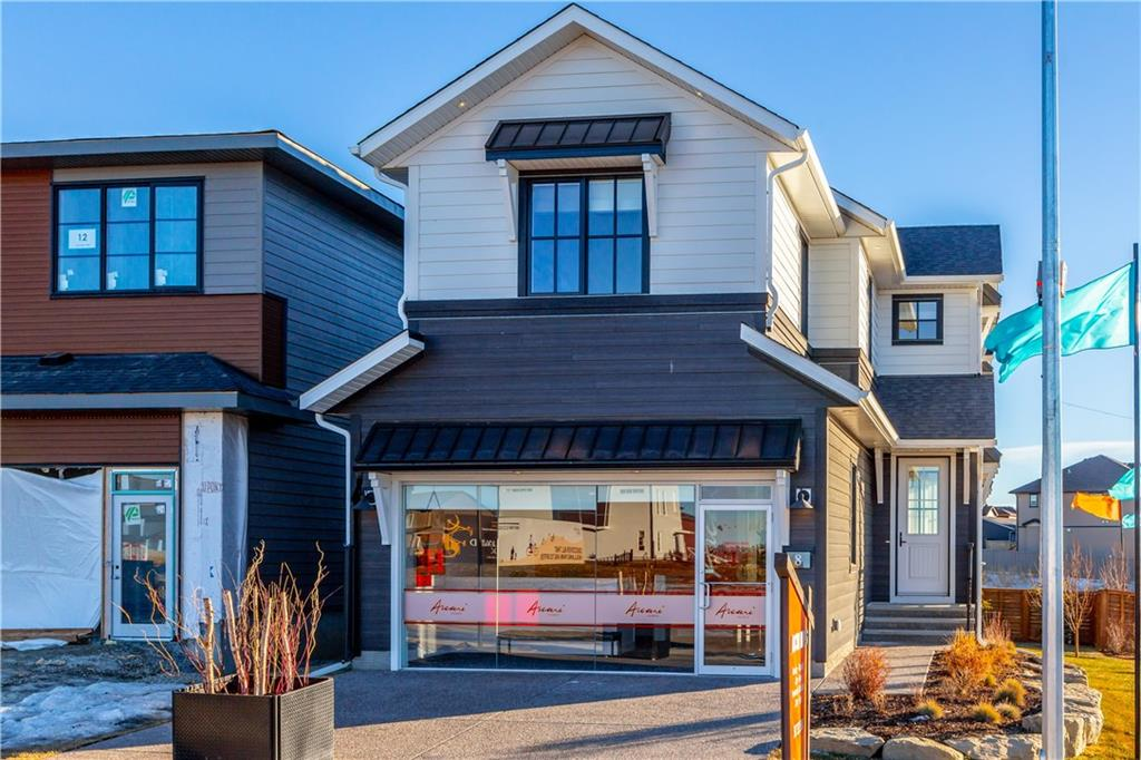 MLS® #C4222077 - 8 Walcrest Vw Se in Walden Calgary, Detached Open Houses