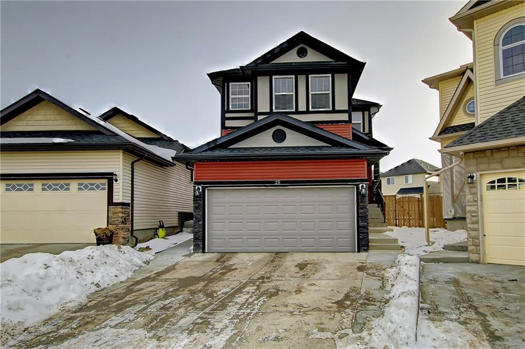 MLS® #C4222869 - 25 Saddlelake Gr Ne in Saddle Ridge Calgary, Detached Open Houses