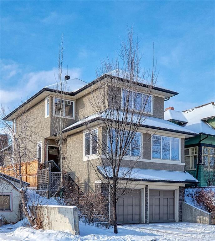MLS® #C4223053 - 2615 14a ST Sw in Bankview Calgary, Detached Open Houses