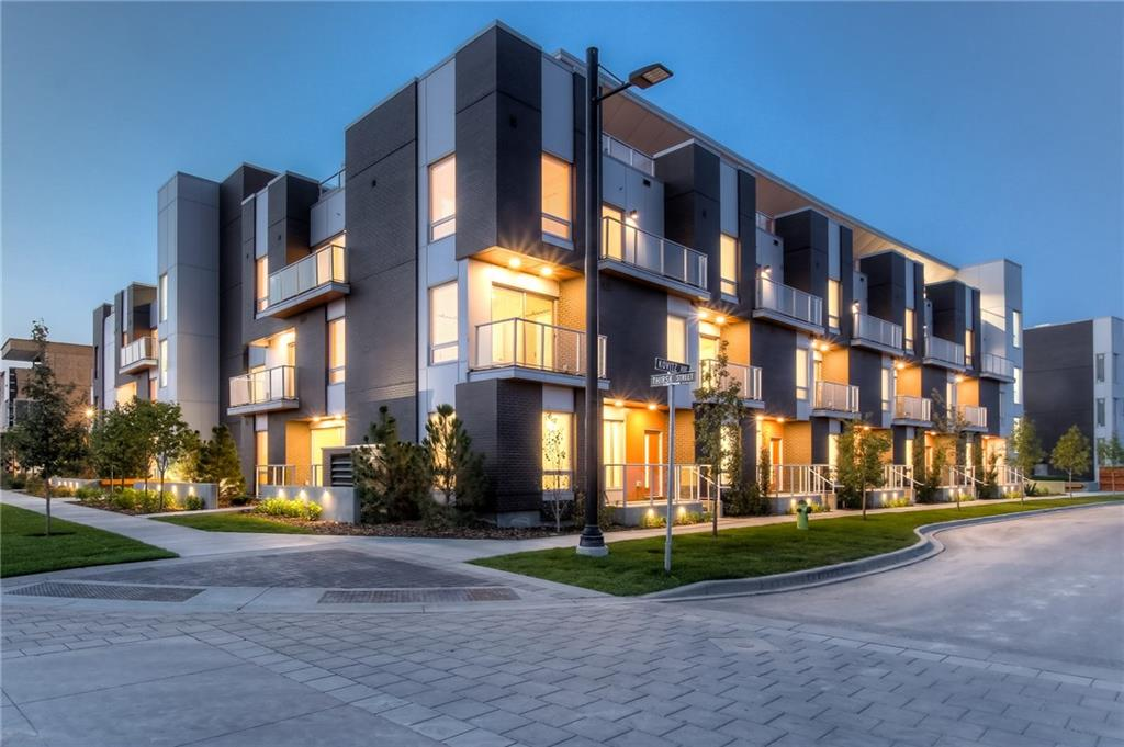 MLS® #C4223293 - #106 3130 Thirsk ST Nw in University District Calgary, Apartment Open Houses