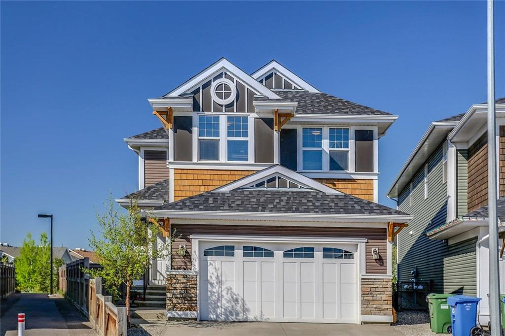 MLS® #C4223947 - 160 Auburn Springs CL Se in Auburn Bay Calgary, Detached Open Houses