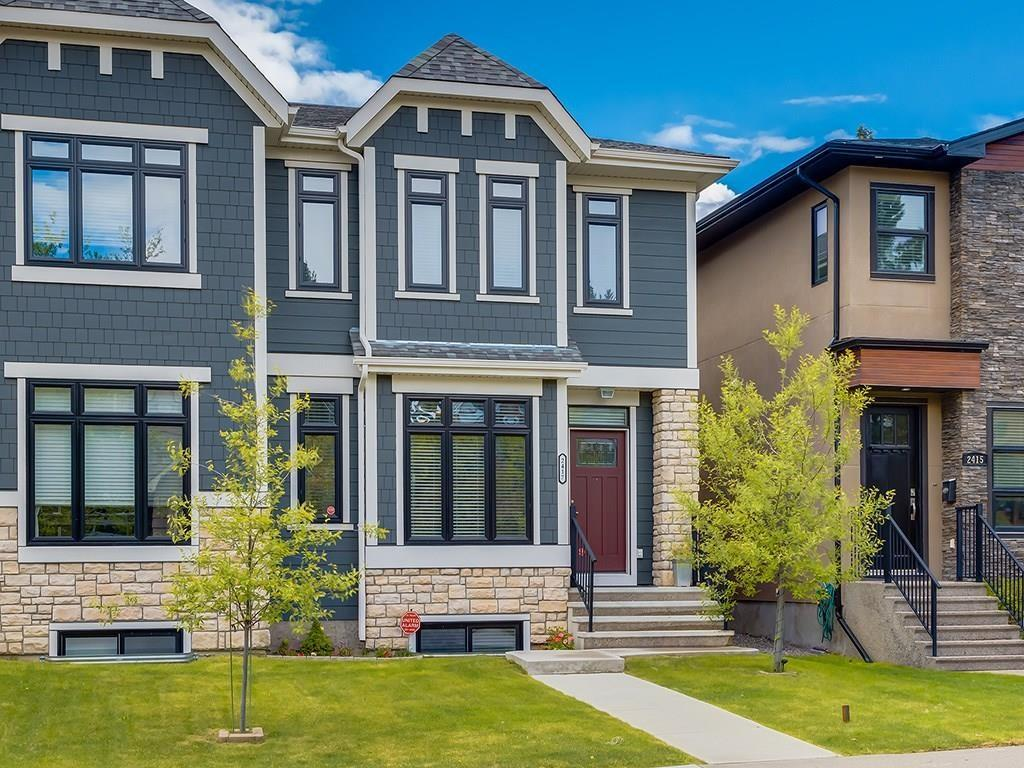 MLS® #C4224500 - 2417 36 ST Sw in Killarney/Glengarry Calgary, Attached Open Houses