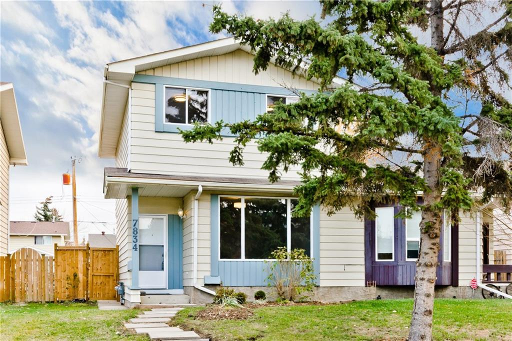 MLS® #C4224576 - 7834 21a ST Se in Ogden Calgary, Attached Open Houses