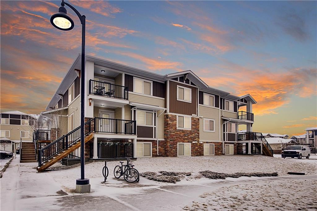 MLS® #C4224675 - #228 300 Marina Dr in Westmere Chestermere, Apartment Open Houses