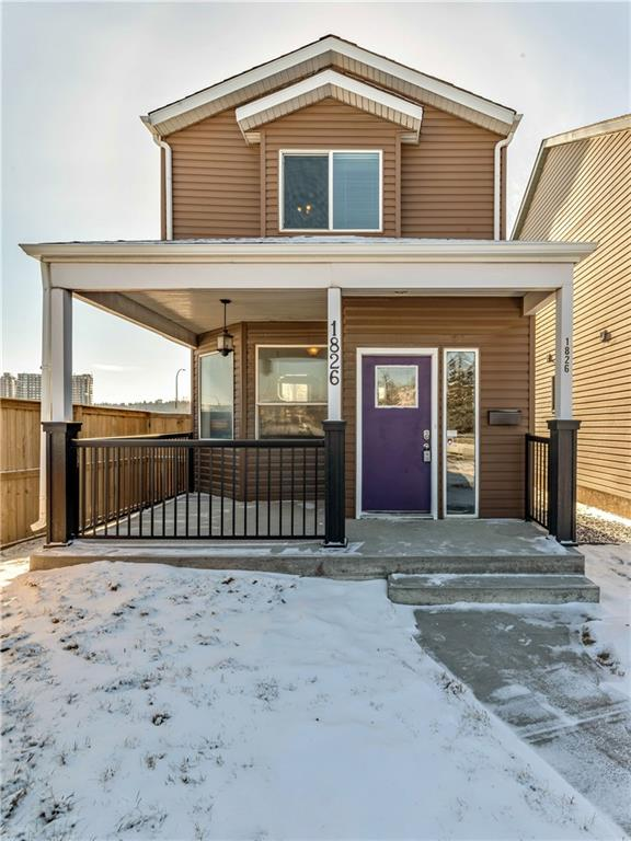 MLS® #C4224949 - 1826 41 ST Nw in Montgomery Calgary, Detached Open Houses