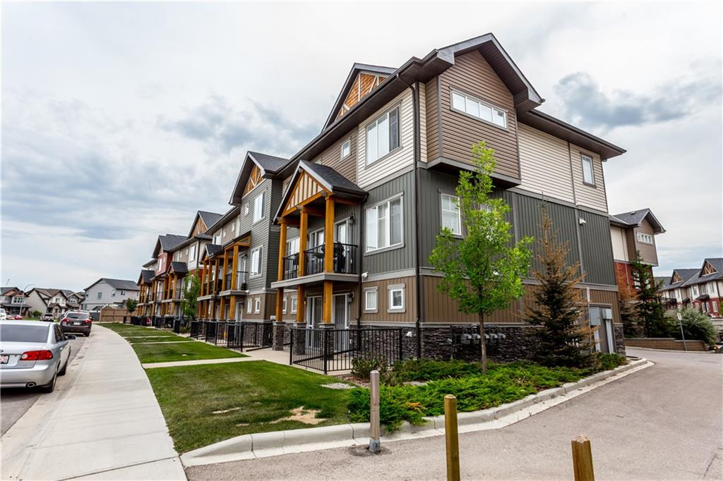 MLS® #C4225031 - 154 Skyview Springs Mr Ne in Skyview Ranch Calgary, Attached Open Houses