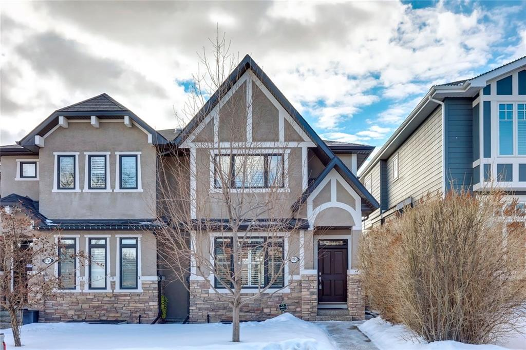 MLS® #C4225124 - 1743 46 AV Sw in Altadore Calgary, Attached Open Houses