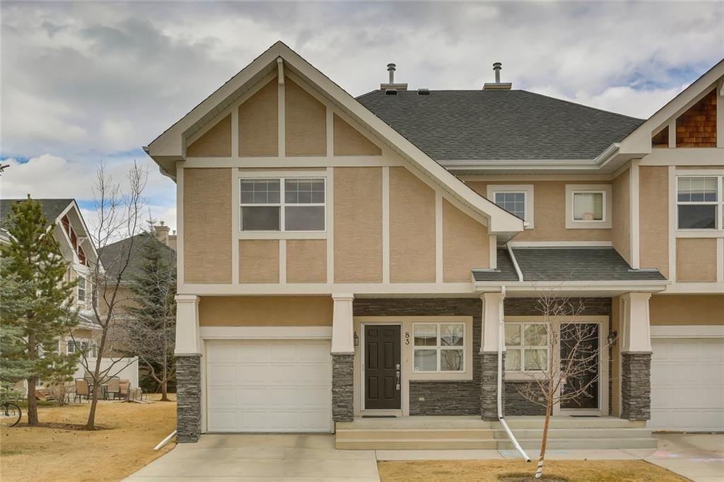MLS® #C4225656 - 83 Wentworth Cm Sw in West Springs Calgary, Attached Open Houses