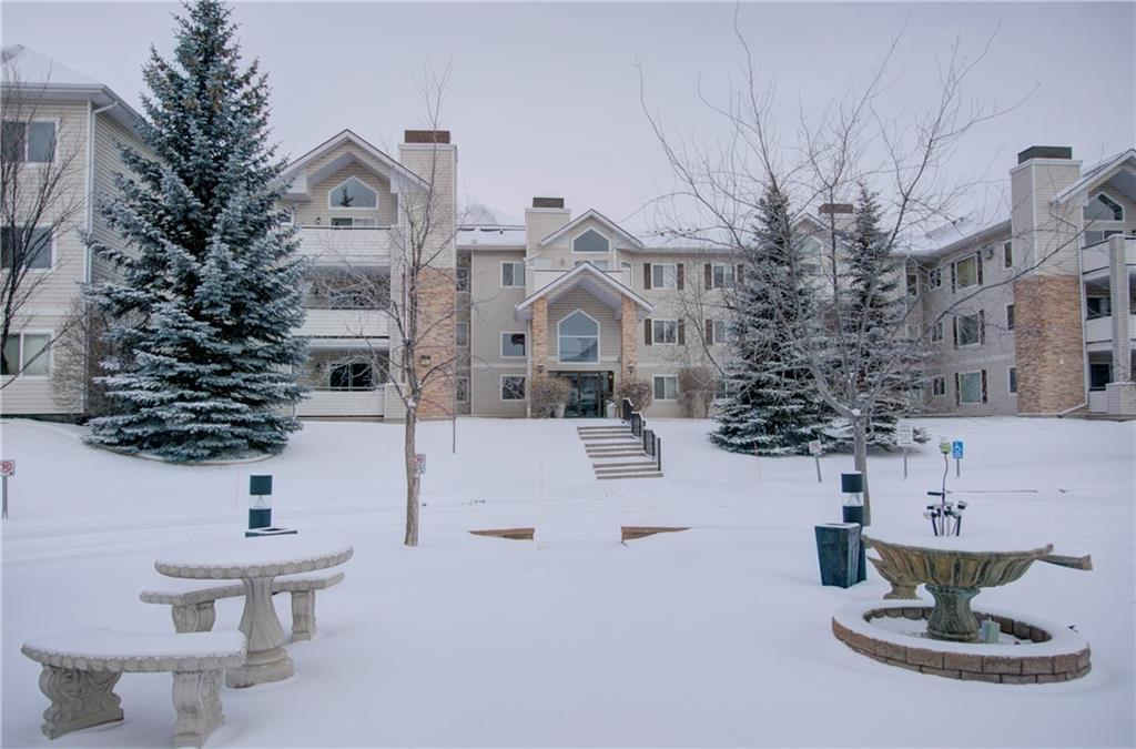 MLS® #C4225749 - #1203 7451 Springbank Bv Sw in Springbank Hill Calgary, Apartment Open Houses
