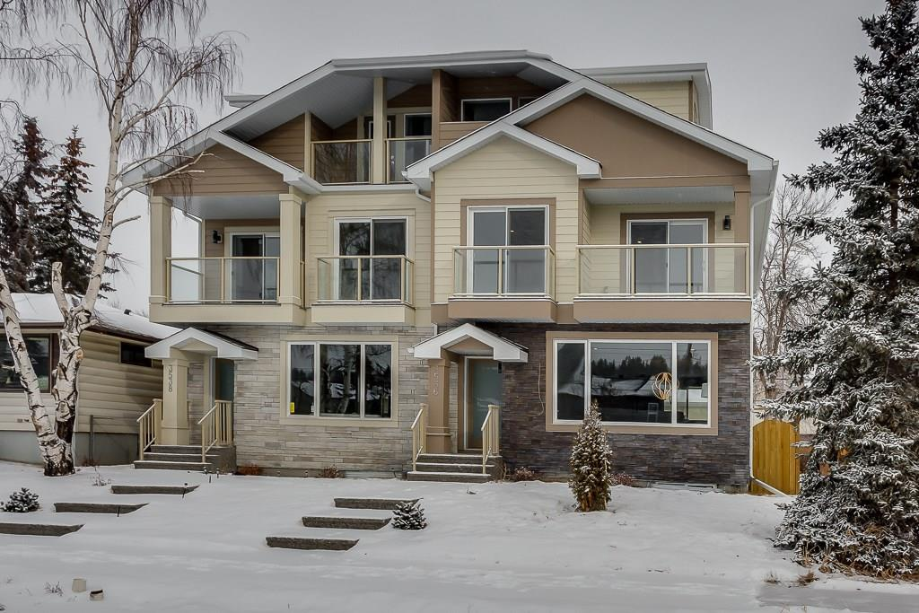 MLS® #C4226029 - 3536 3 AV Nw in Parkdale Calgary, Attached Open Houses