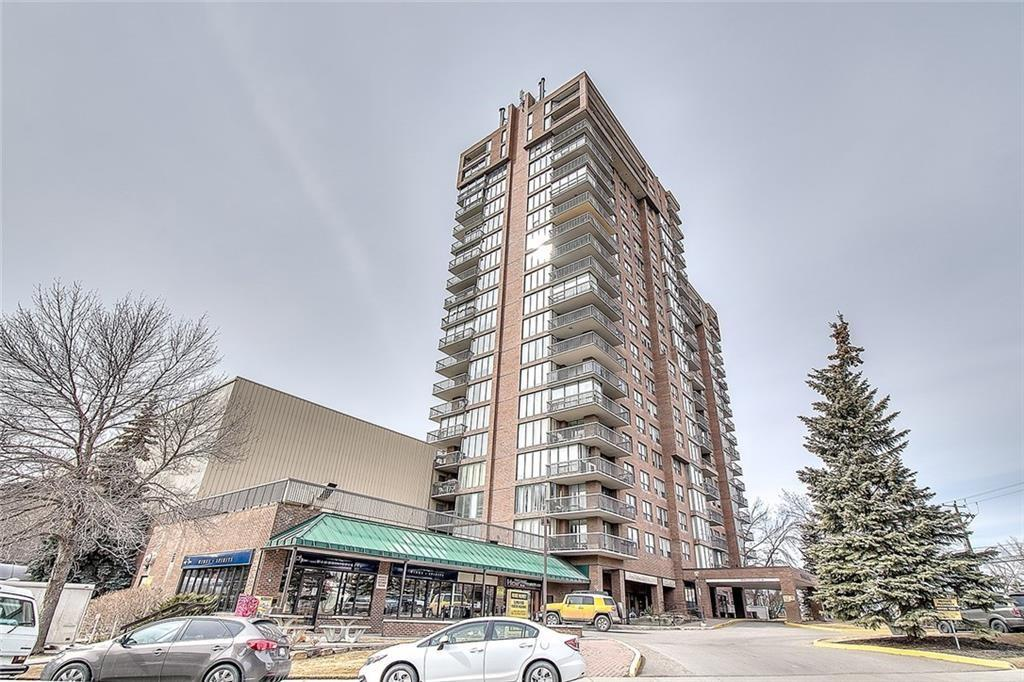 MLS® #C4226051 - #308 145 Point DR Nw in Point McKay Calgary, Apartment Open Houses