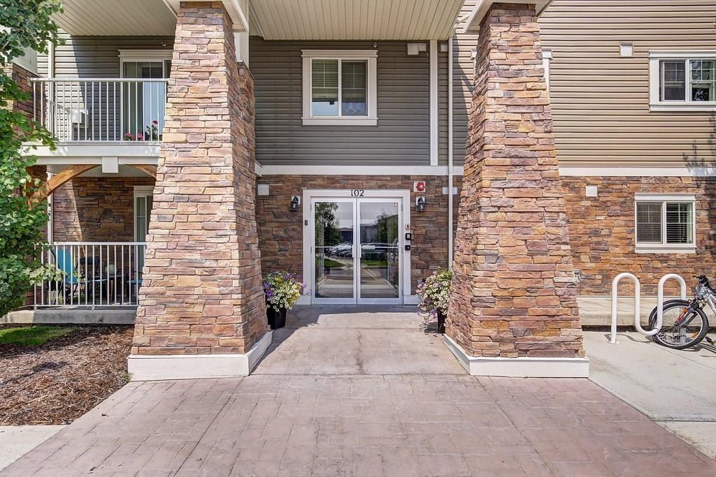 MLS® #C4226085 - #304 102 Cranberry Pa Se in Cranston Calgary, Apartment Open Houses