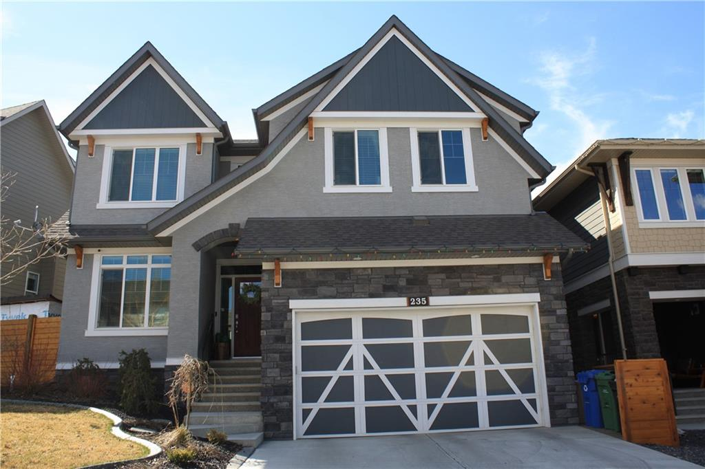 MLS® #C4226375 - 235 Mahogany Ld Se in Mahogany Calgary, Detached Open Houses