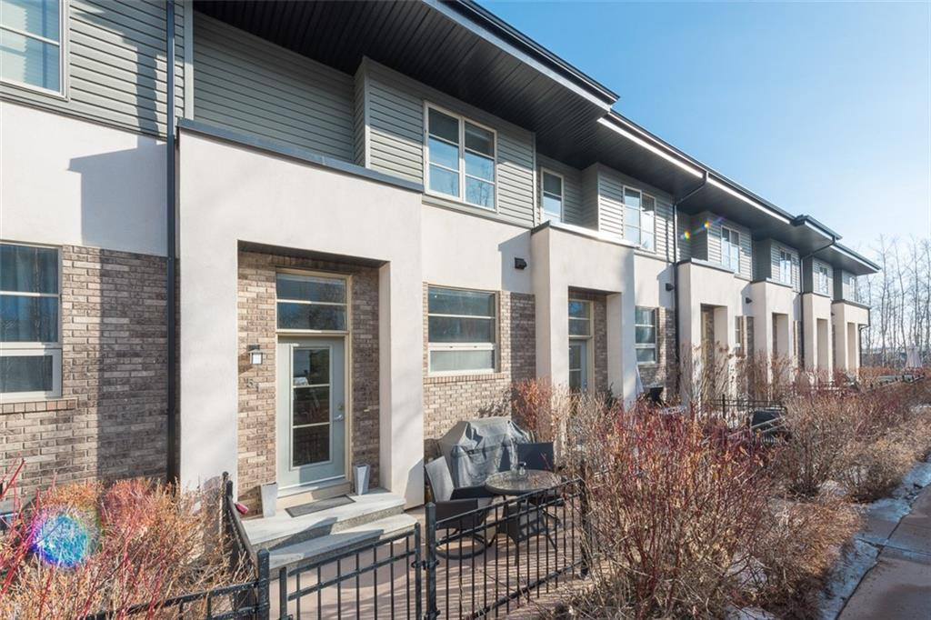 MLS® #C4227098 - 51 Aspen Hills Tc Sw in Aspen Woods Calgary, Attached Open Houses