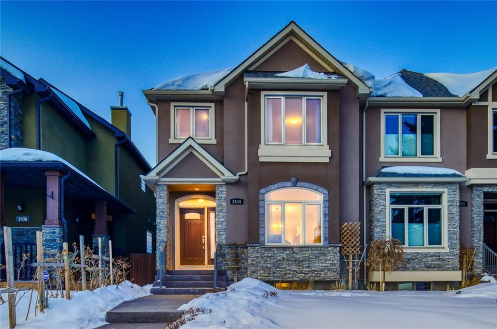 MLS® #C4229271 - 2434 31 AV Sw in Richmond Calgary, Attached Open Houses