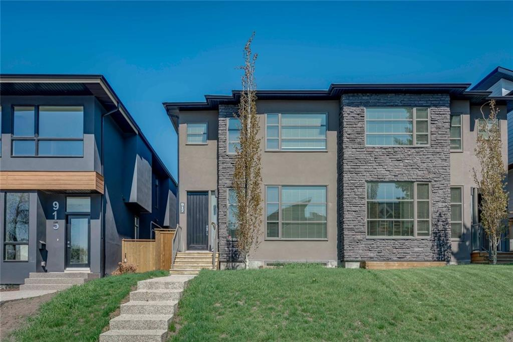 MLS® #C4232651 - 917 36a ST Nw in Parkdale Calgary, Attached Open Houses
