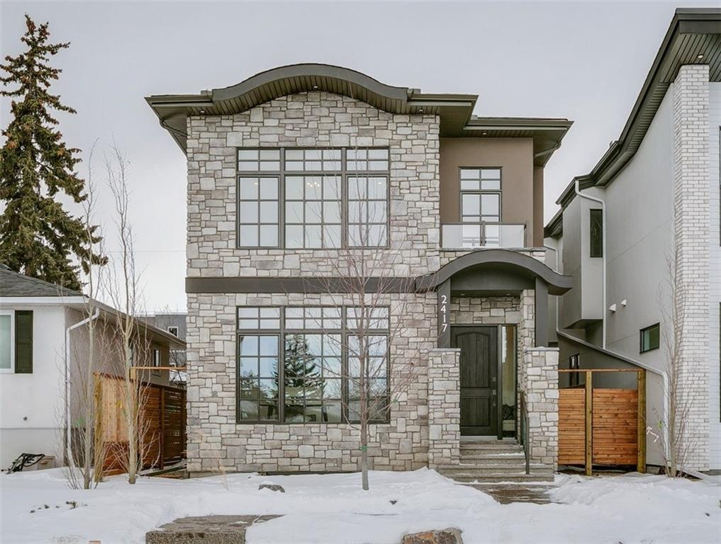 MLS® #C4232806 - 2417 30 AV Sw in Richmond Calgary, Detached Open Houses