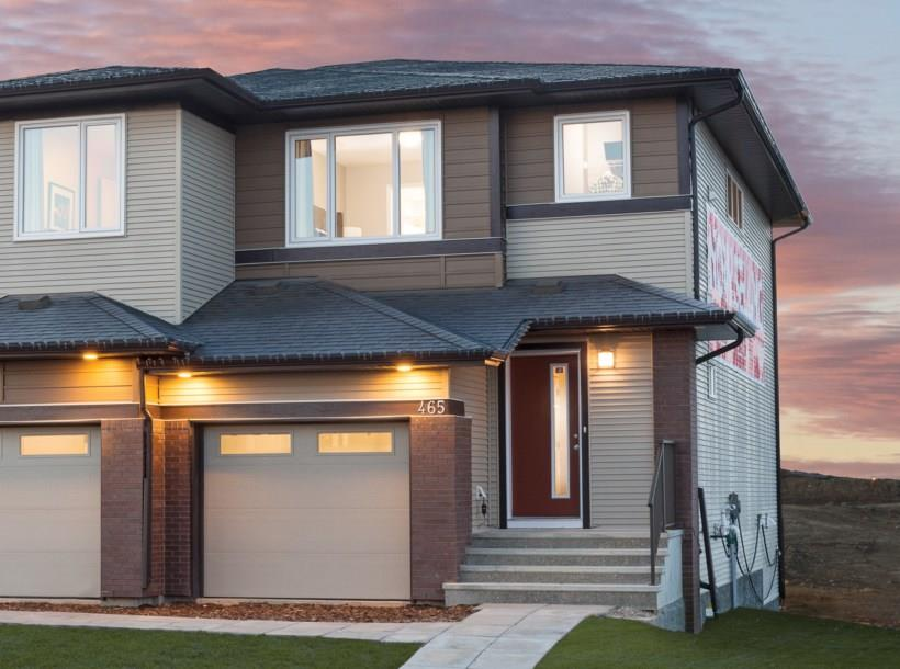 MLS® #C4232964 - 133 Carringvue Pa Nw in Carrington Calgary, Attached Open Houses
