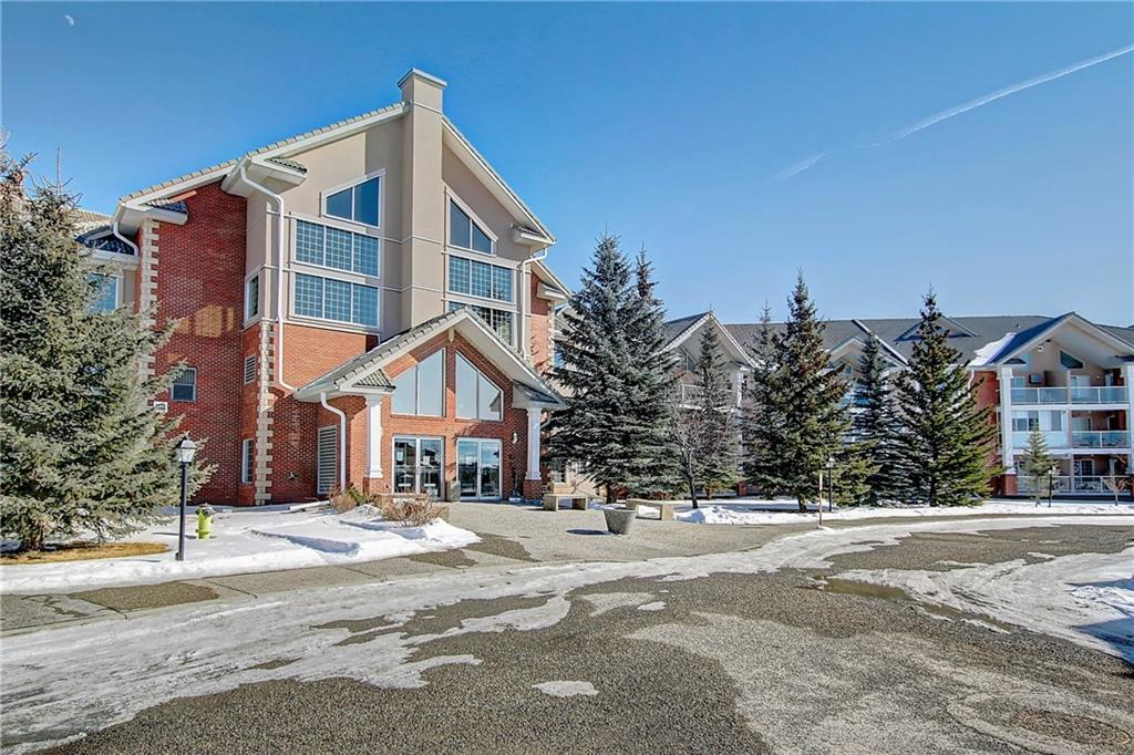 MLS® #C4233171 - #131 6868 Sierra Morena Bv Sw in Signal Hill Calgary, Apartment Open Houses