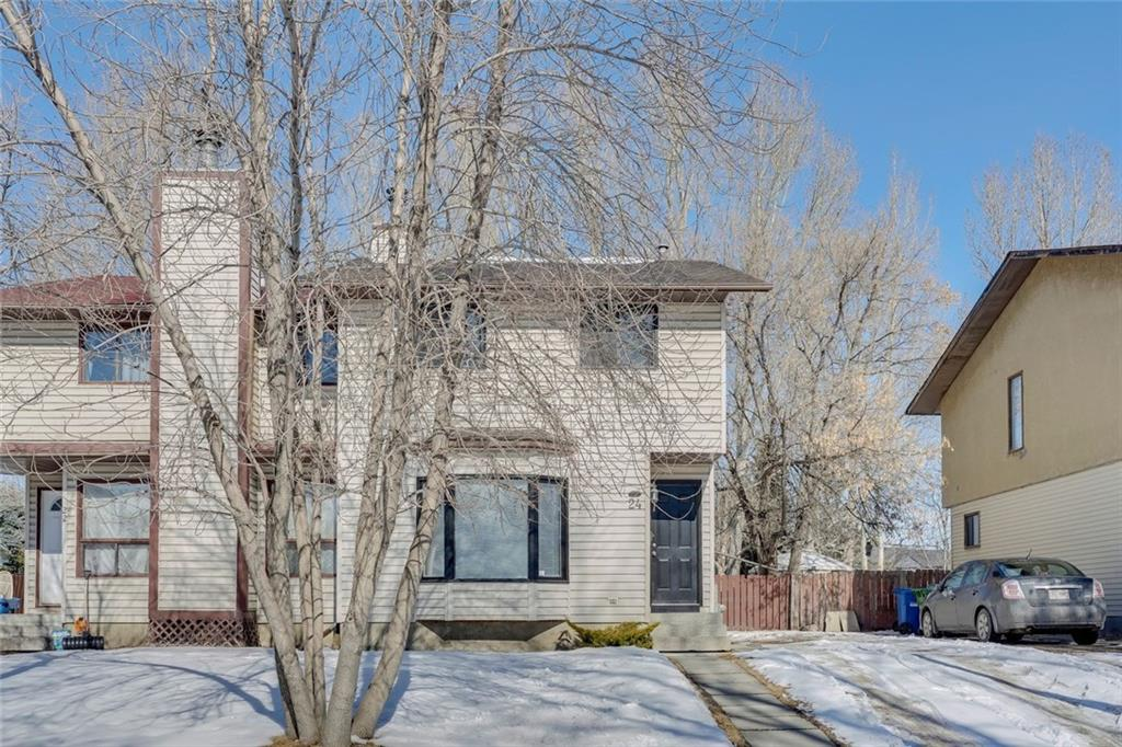MLS® #C4233273 - 24 Falchurch RD Ne in Falconridge Calgary, Attached Open Houses