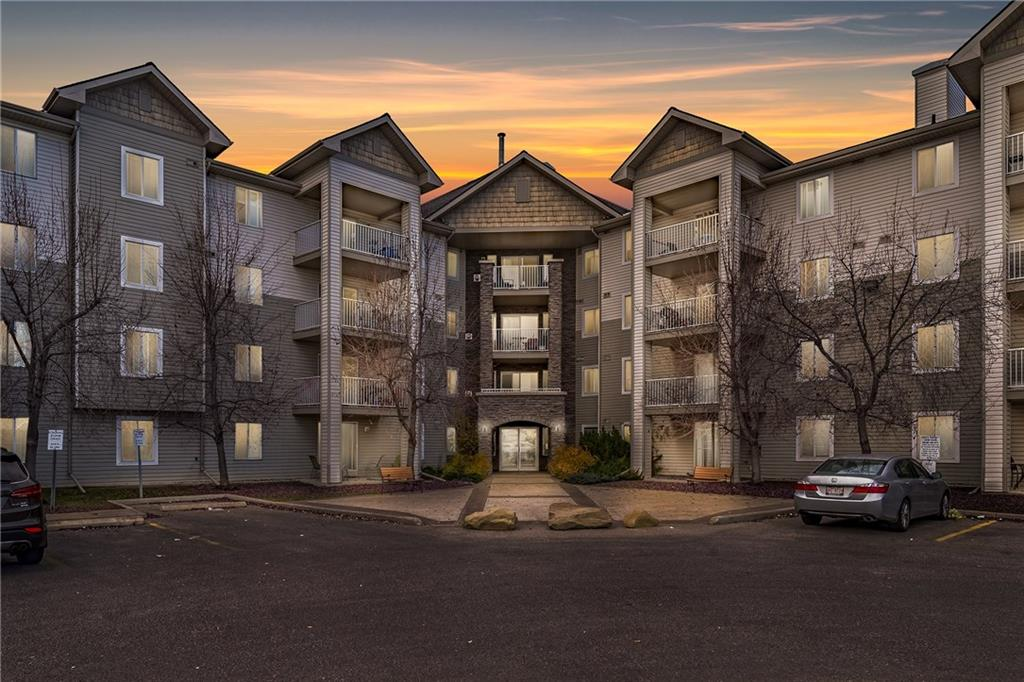 MLS® #C4233319 - #214 3000 Somervale Co Sw in Somerset Calgary, Apartment Open Houses