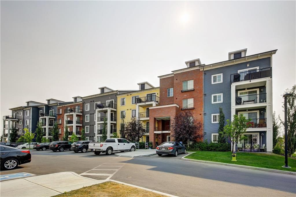 MLS® #C4233344 - #1215 755 Copperpond Bv Se in Copperfield Calgary, Apartment Open Houses