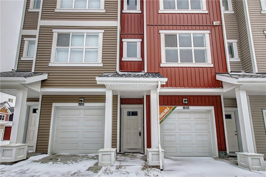 MLS® #C4237742 - #1603 355 Nolancrest Ht Nw in Nolan Hill Calgary, Attached Open Houses