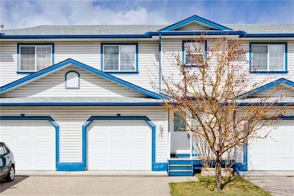 MLS® #C4238985 - #16 33 Stonegate DR Nw in Stonegate Airdrie, Attached Open Houses