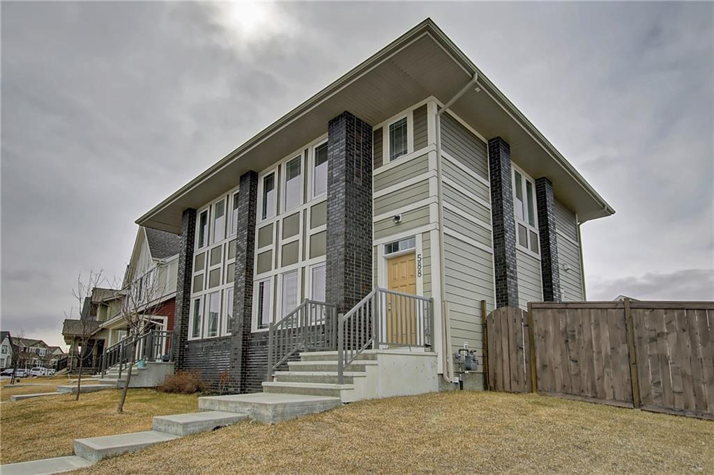 MLS® #C4239118 - 588 Mahogany Bv Se in Mahogany Calgary, Attached Open Houses